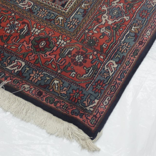 "Bijar Carpet - 11'10"" X 8'9"" - Image 6 of 6"