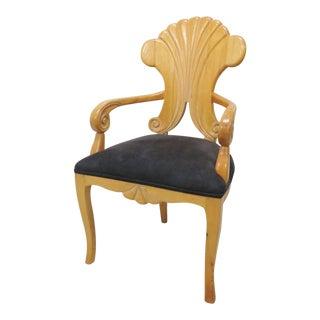 Biedermeier Style Arm Chair