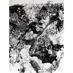 Black & White Abstract by Clyde Connell