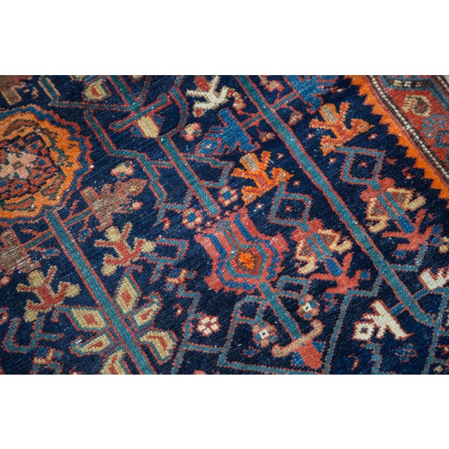 """Colorful Antique Malayer Rug - 4'2"""" X 6'6"""" - Image 10 of 10"""