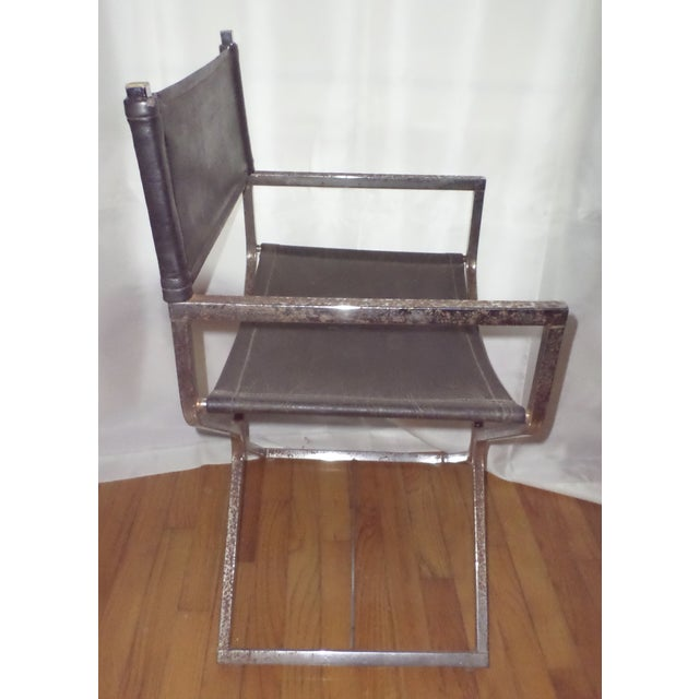Directors Chairs - Mid Century Modern - Trio - Image 3 of 11