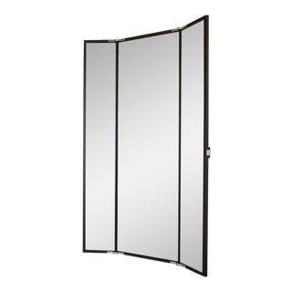 Black BellaVista Wall Mirror