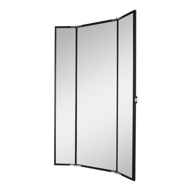 Image of Black BellaVista Wall Mirror