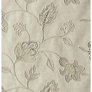 Duralee Floral Jute Fabric - 5 Yards