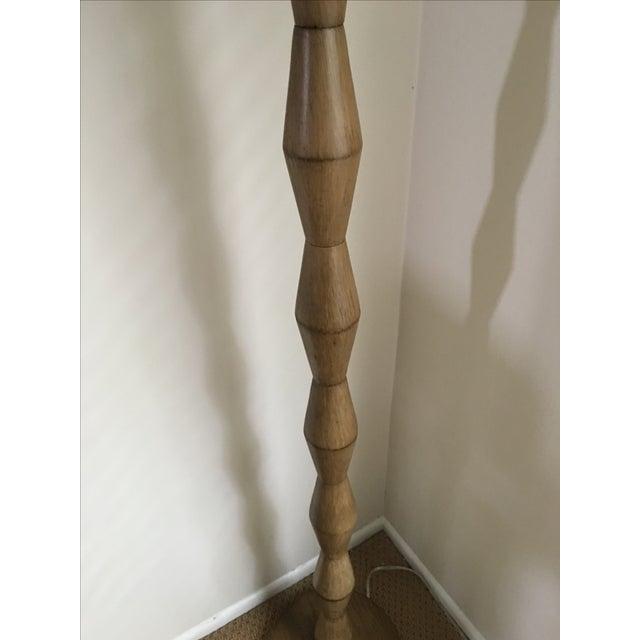 Mid-Century Modern Style Floor Lamp - Image 3 of 4