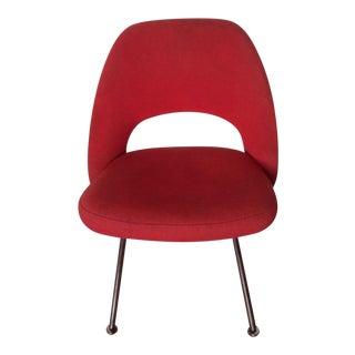 Vintage 1960s Eero Saarinen for Knoll Intl. Executive Side Chair