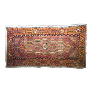 Vintage Turkish Rug - 2' x 3'6""