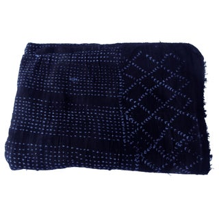 Mali Indigo Mud Cloth Textile