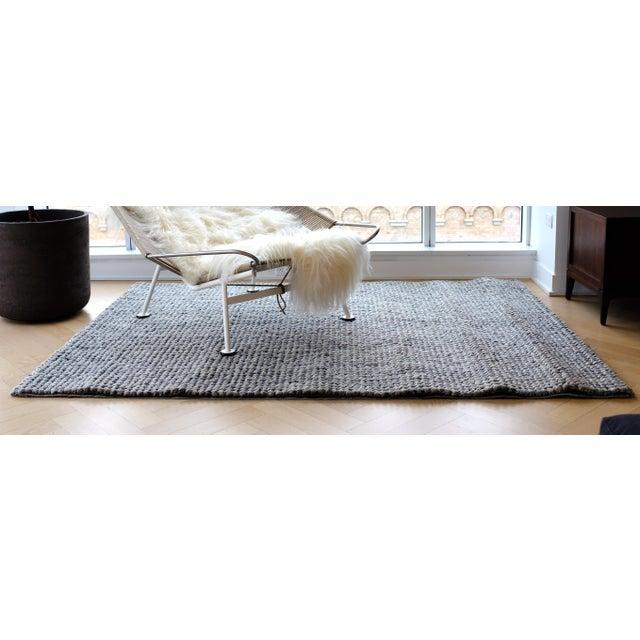 B.I.C. Carpet New Zealand Wool Rug- 5′ × 7′ - Image 5 of 6