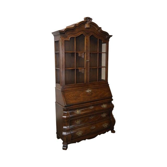 Henredon 4 Centuries Secretary Desk - Image 1 of 10