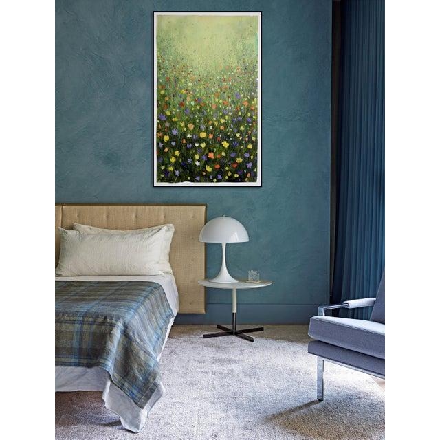 "Image of ""Flowerfield Three"" Painting"