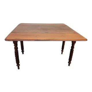 Vintage Drop Leaf Table