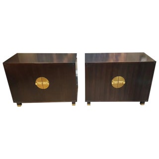 Mid-Century Modern Cabinets - a Pair