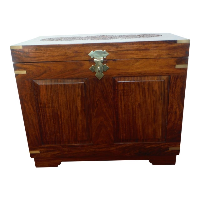 Oriental Hope Chest - Image 1 of 10