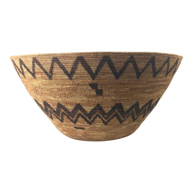 Yokuts Basket, circa 1890 - Image 1 of 7