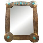 Image of Stamped Vanity Mirror