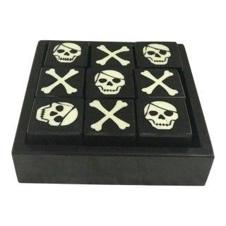 Skull & Bones Tic Tac Toe