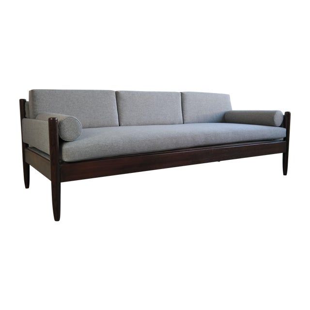 Rosewood Daybed by Sergio Rodrigues - Image 1 of 11