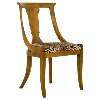 French Empire-Style Chair