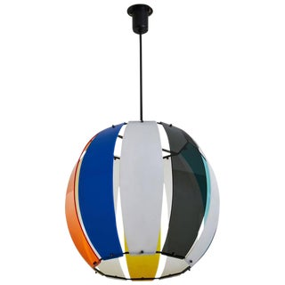 Perspex Pendant Light by Casey Fantin