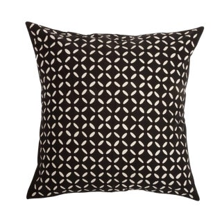 After Dark Appliqué Pillow