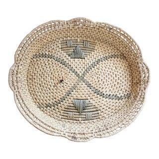 Vintage Native American Basket