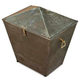 Sarried LTD Brass & Iron Box