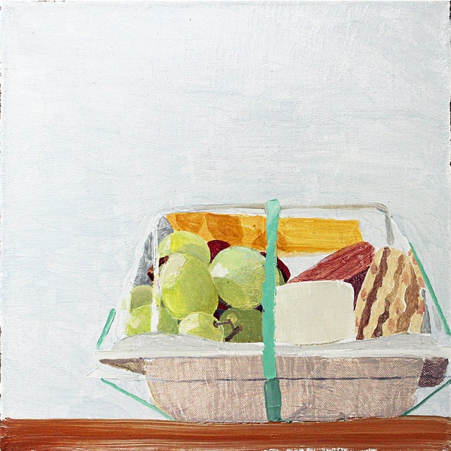 Still Life with 'Picnic for One', oil on linen by Sydney Licht - Image 1 of 2