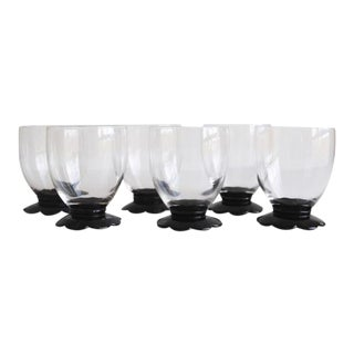 Vintage Cocktail Glasses, Set of 6