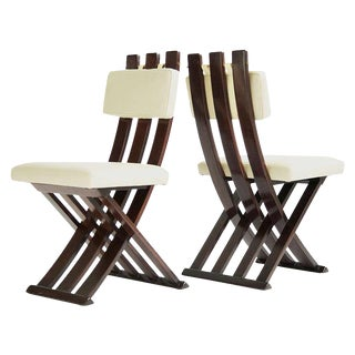 Set of Harvey Probber Dining Chairs