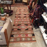 "Image of Vintage Turkish Andalou Kilim Runner - 2'8"" X 13'"