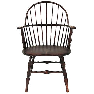 Antique Heywood Wakefield Windsor Chair