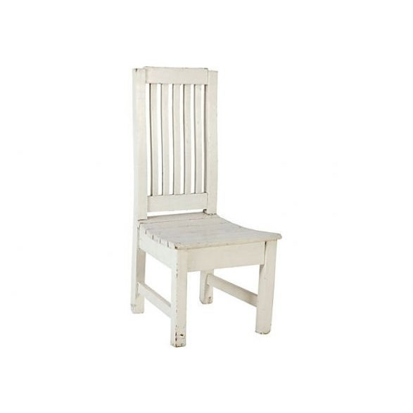 Image of Country Kitchen Chairs - Set of 4