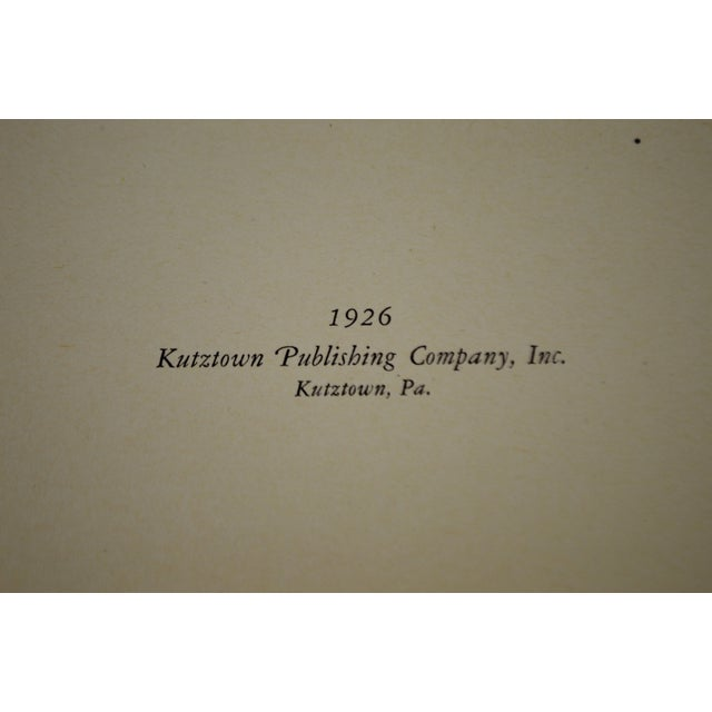 1926 Allentown Conference Hardcover History Book - Image 7 of 10