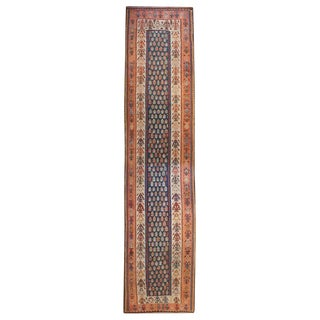 Exquisite Early 20th Century Kurdish Kilim Runner