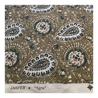 "Jasper ""Agra"" Fabric- 1 1/4 Yards"