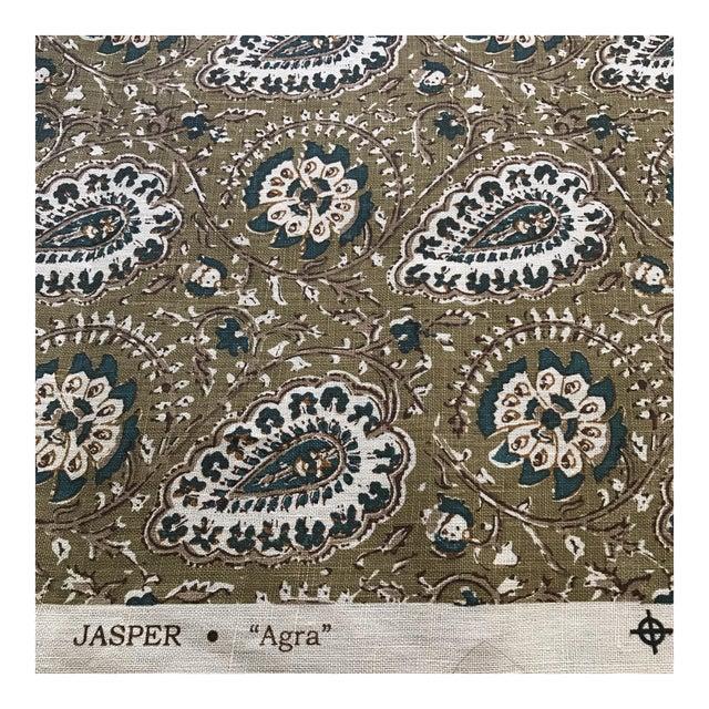 "Jasper ""Agra"" Fabric- 1 1/4 Yards - Image 1 of 6"