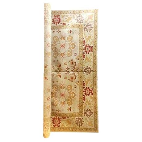 Turkish Oushak Carpet - 10' X 14' - Image 1 of 8