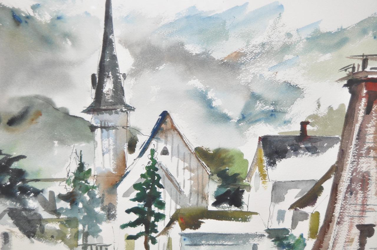 Mendocino Village CA Watercolor by Gerald Gleeson Chairish : mendocino village ca watercolor by gerald gleeson 5450aspectfitampwidth640ampheight640 from www.chairish.com size 640 x 640 jpeg 55kB