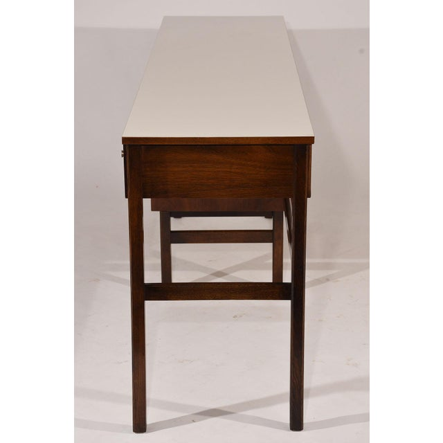 Mid-Century Modern-style Desk by Basset Furniture - Image 6 of 8