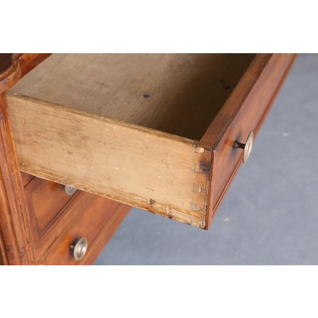 19th Century Louis XVI Fruitwood Commode - Image 11 of 11