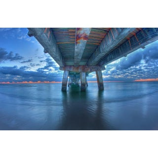 Under Anglin's Fishing Pier by Anthony Festa