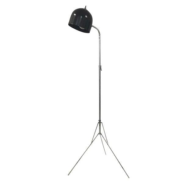 Image of Vintage Mid Century Modern Kovacs Style Lamp