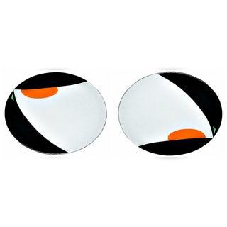 Italian Decorative Plates - Pair