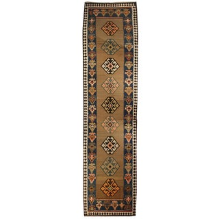 Early 20th Century Azari Kilim Runner