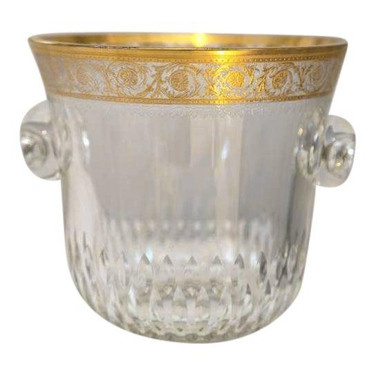 Saint-Louis Thistle Crystal Ice Bucket - Image 1 of 6