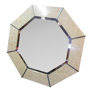 Enrique Garcel Tessellated Wall Mirror
