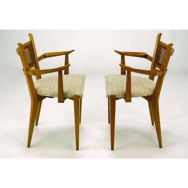 Set Six Edmond Spence Swedish Dining Chairs - Image 5 of 10