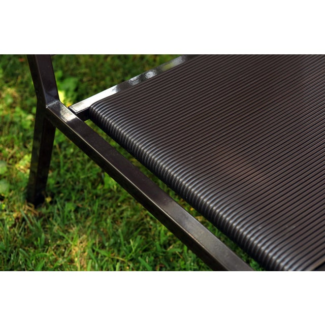 Van Keppel Green Patio Chairs - Set of 4 - Image 4 of 9