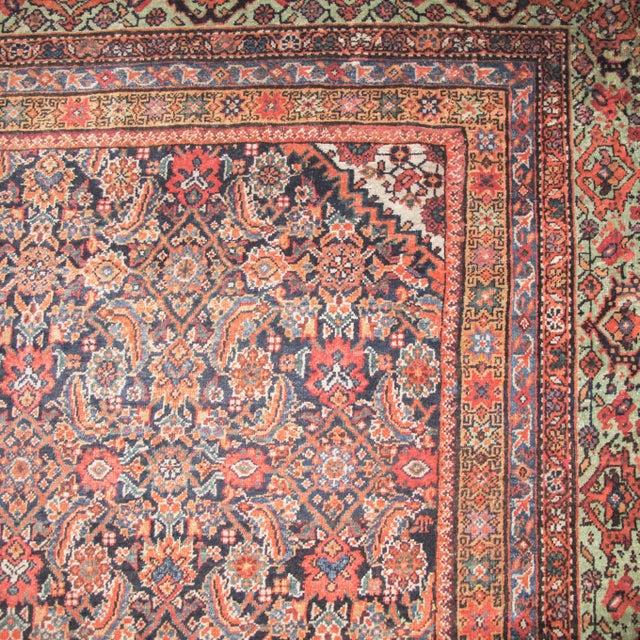 Fereghan Carpet with Classic Herati Design - Image 1 of 6